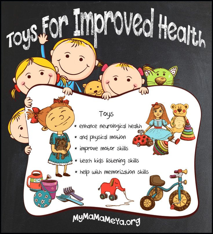 Toys for Improved Health