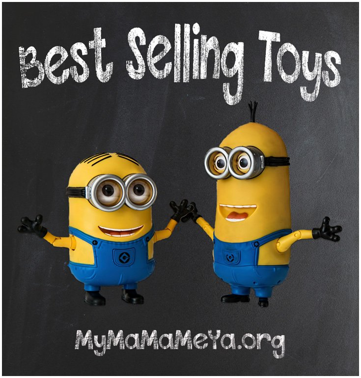 content best selling toys