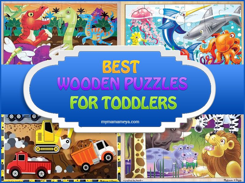 Best Wooden Puzzles For Toddlers