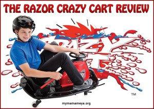 Our Razor Crazy Cart Review