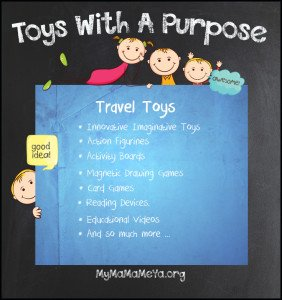 Toys with a purpose
