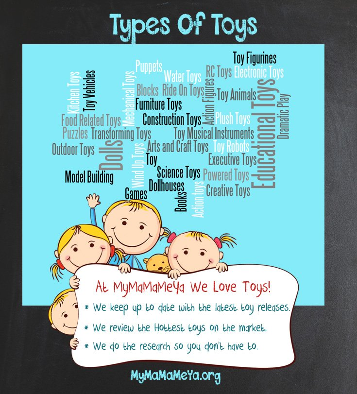 Types Of Toys
