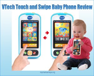 VTech Touch and Swipe Baby Phone Review