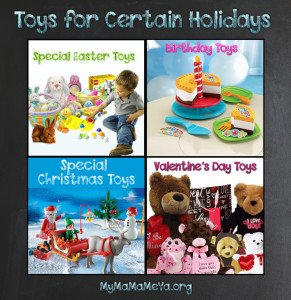 Toys for Certain Holidays