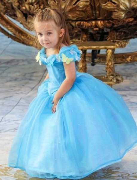 Adorable Cinderella 2015 dress