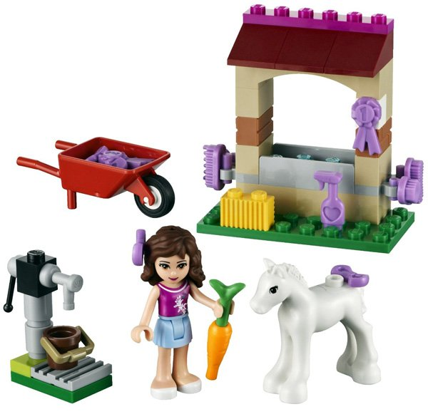 LEGO Friends Olivia Newborn Foal