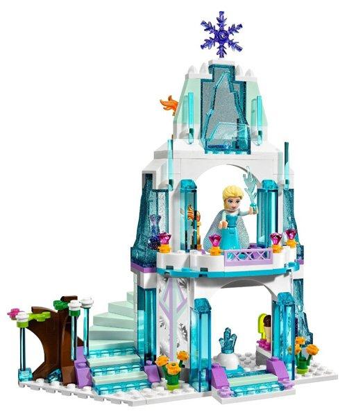 Lego Frozen Castle