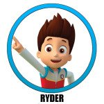 Ryder Paw Patrol Characters