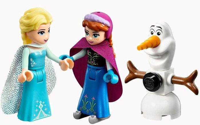 disney frozen lego characters