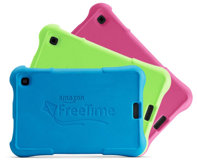 Kindle Fire HD Kids Edition Tablet 3 colors