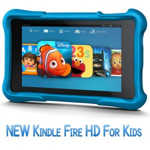 Kindle Fire HD Kids Edition Tablet Review
