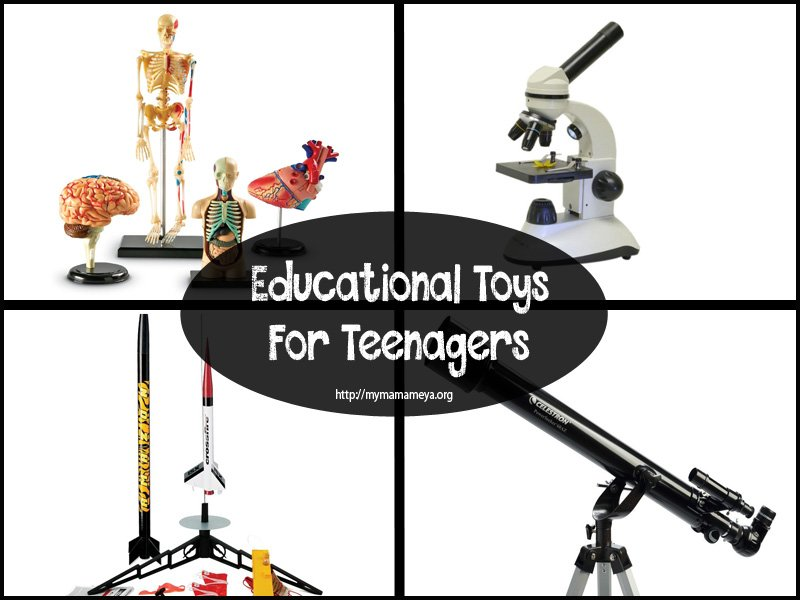 Educational toys for teenager