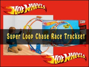 Our Hot Wheels Super Loop Chase Race Trackset Review