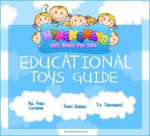 Mymamameya Educational Toys Guide From Babies To Teenagers