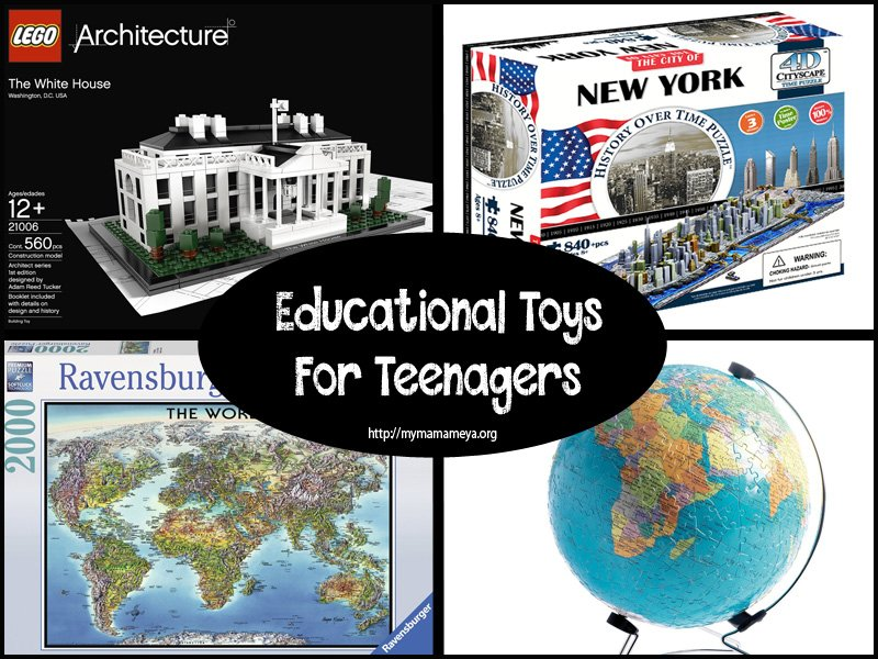 teenager educational toys