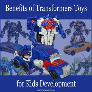 4 Top Benefits of Transformers Toys for Kids Development