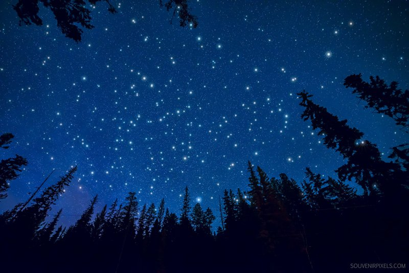 Outdoor Family Activites Star gazing