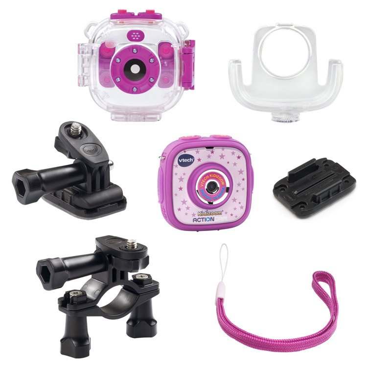 VTech Kidizoom Action Cam purple