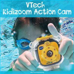 VTech Kidizoom Action Cam Review – The Go Pro For Kids