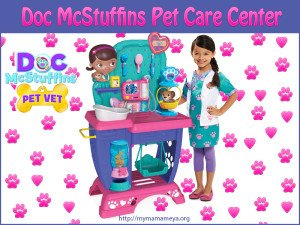 Doc McStuffins Pet Care Center