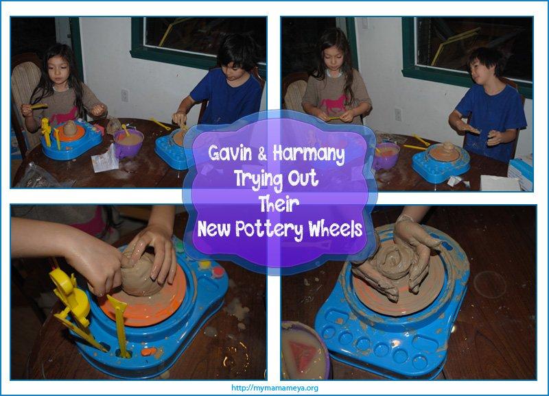 Best Kids Pottery Wheels