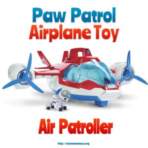 PAW Patrol Airplane Toy