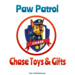 PAW Patrol Chase Toys