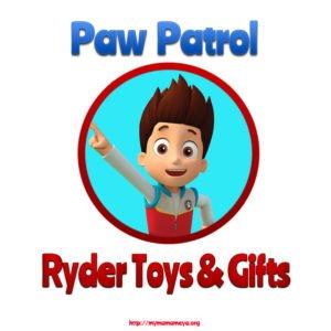Paw Patrol Ryder Toys & Gifts