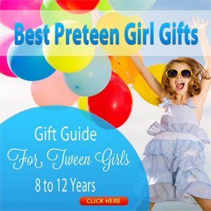 Gift Guide For Tween Girls 8 to 12 Years