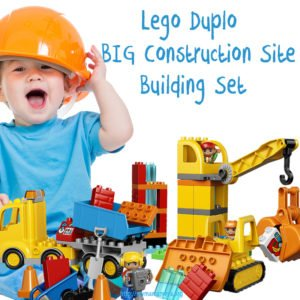 Lego Duplo Big Construction Site 10813 Building Set