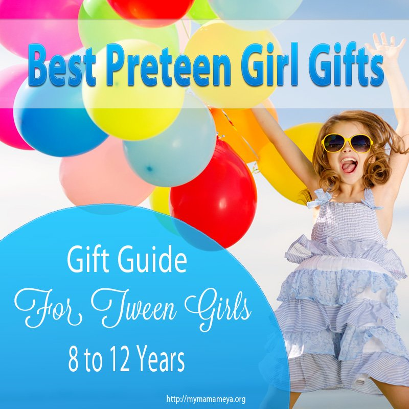 best preteen girl gifts that are popular and trendy for 2017