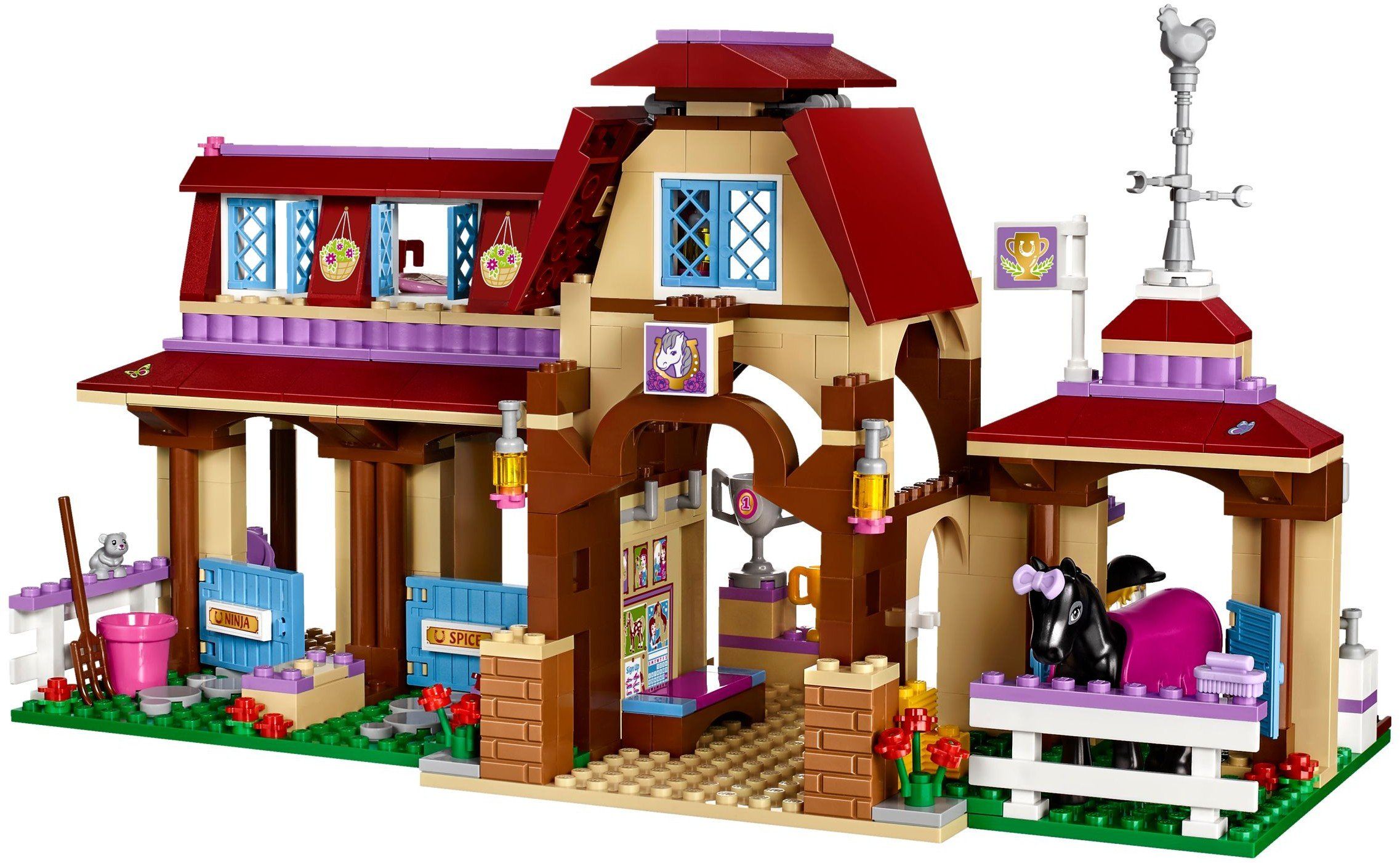 5 Top LEGO Friends Horse Sets For Girls That are Awesome