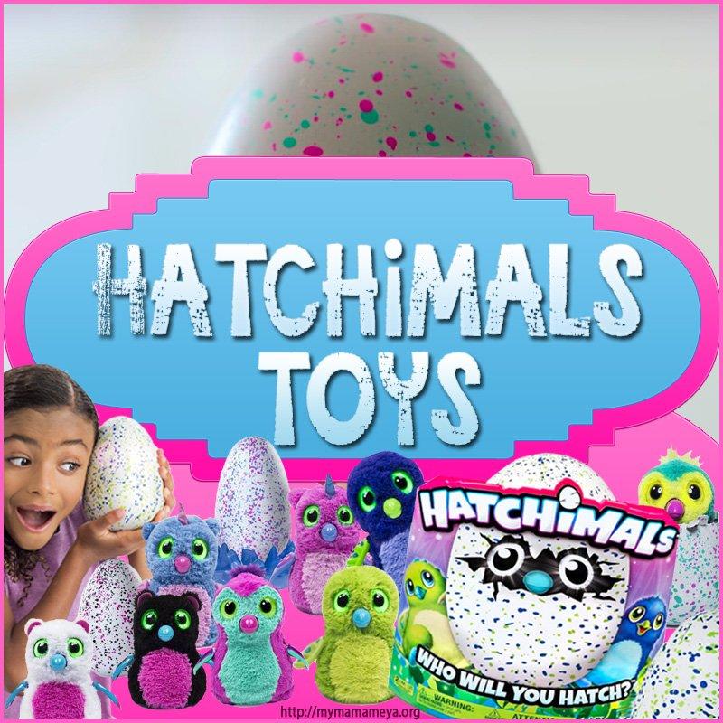Hatchimals Toys